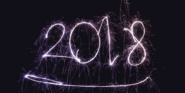 Five New Year's (Financial) Resolutions for 2018
