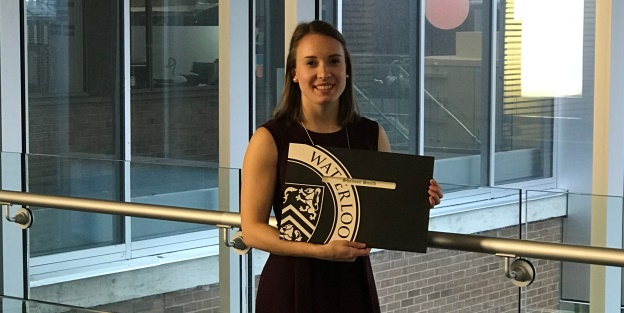 MEET SHANNON SMITH: A young professional on a roll