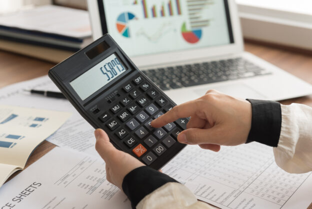 accounting calculation