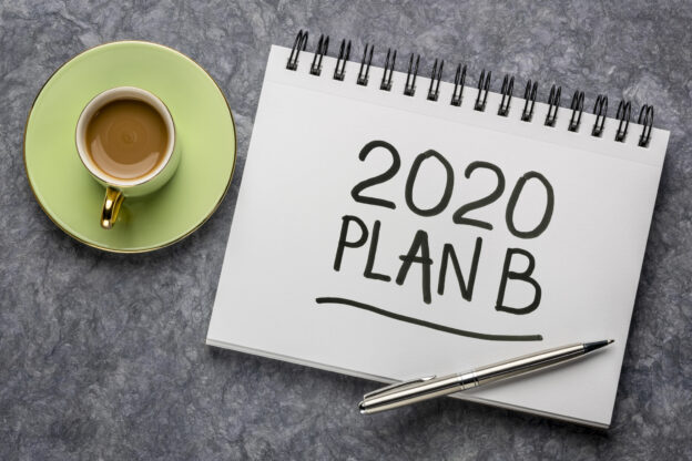 Plan B for business and personal plans for Covid-19