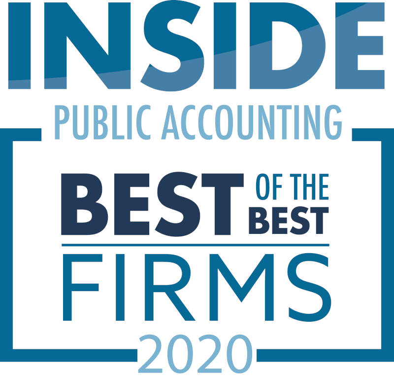 2020 Best of the best firms