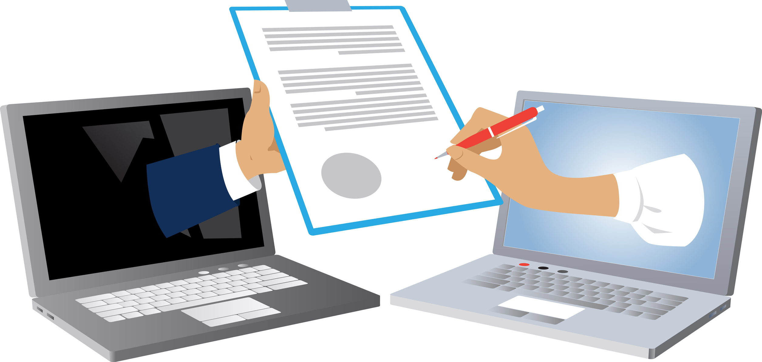 Signing Your GGFL Documents Electronically