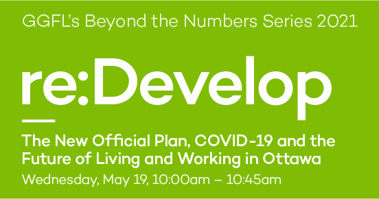 The New Official Plan, COVID-19 and the Future of Living and Working in Ottawa – Live Presentation