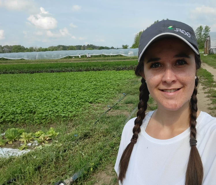 Beyond the Numbers – Sarah Tremblay Digs Deep as Chair of the Ottawa Food Bank